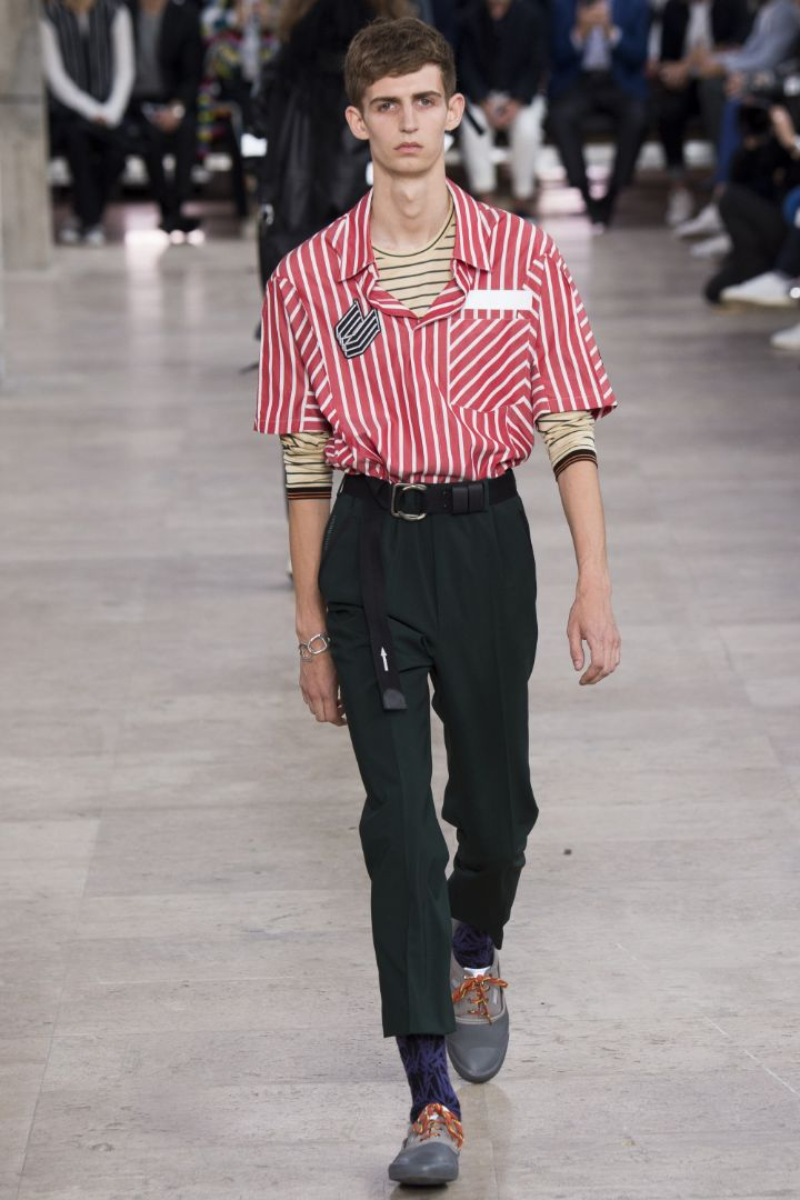Lanvin Menswear SS 2017 Paris (15)