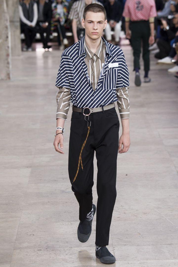 Lanvin Menswear SS 2017 Paris (18)
