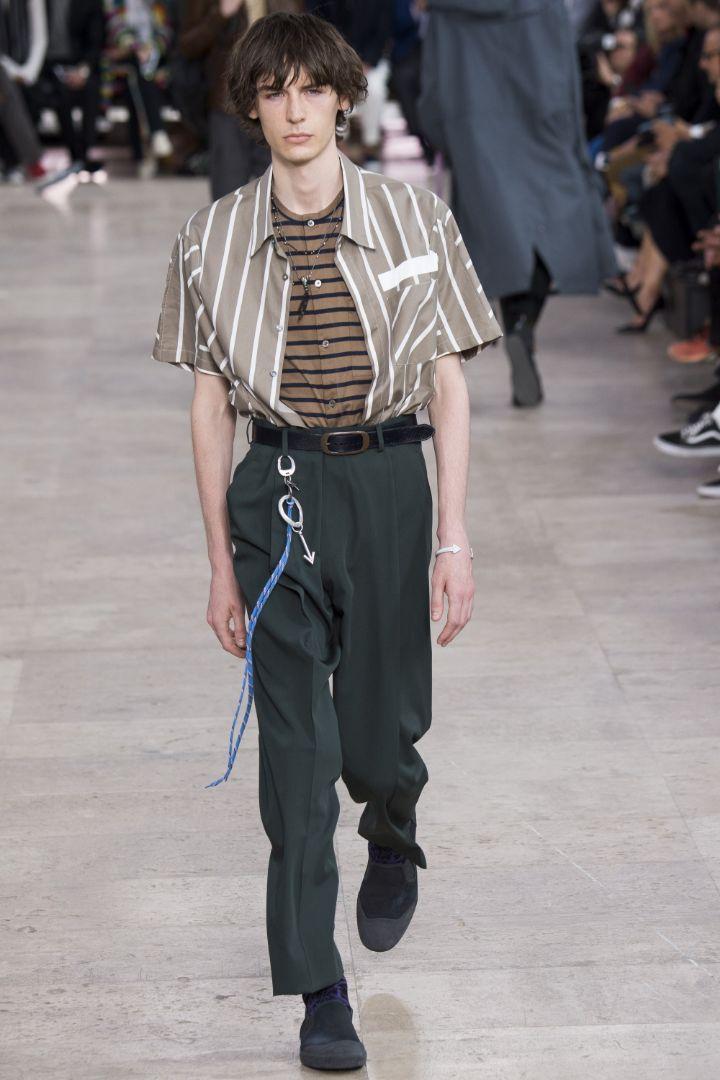 Lanvin Menswear SS 2017 Paris (19)