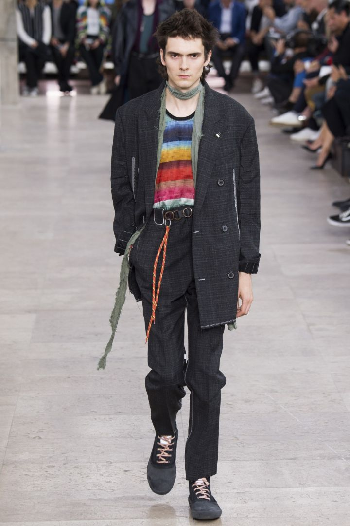 Lanvin Menswear SS 2017 Paris (2)