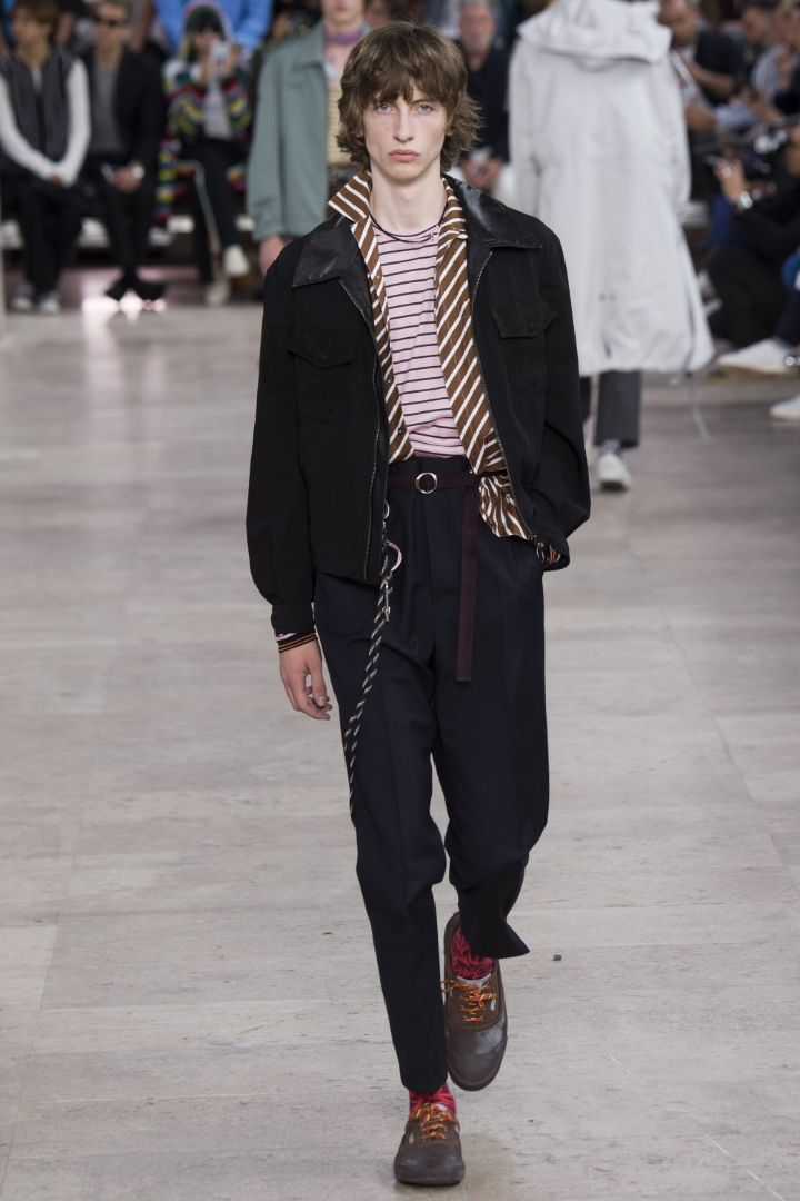 Lanvin Menswear SS 2017 Paris (24)
