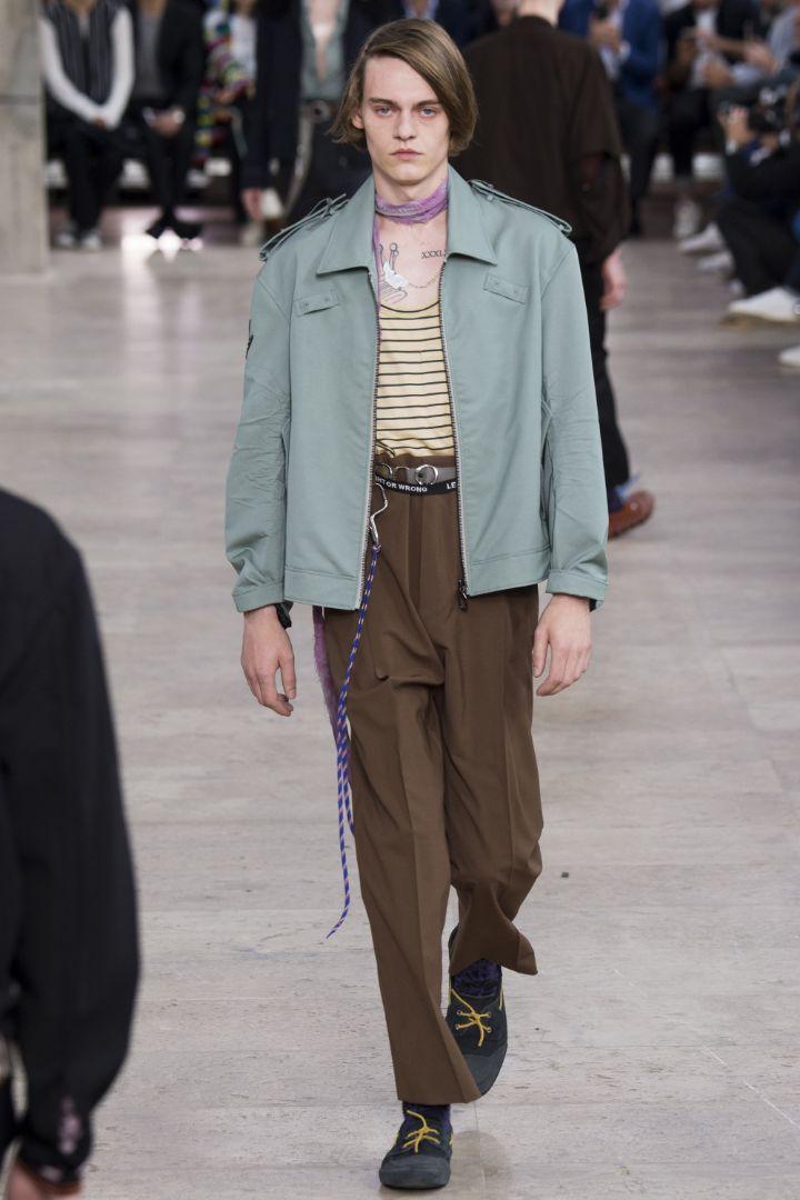 Lanvin Menswear SS 2017 Paris (25)