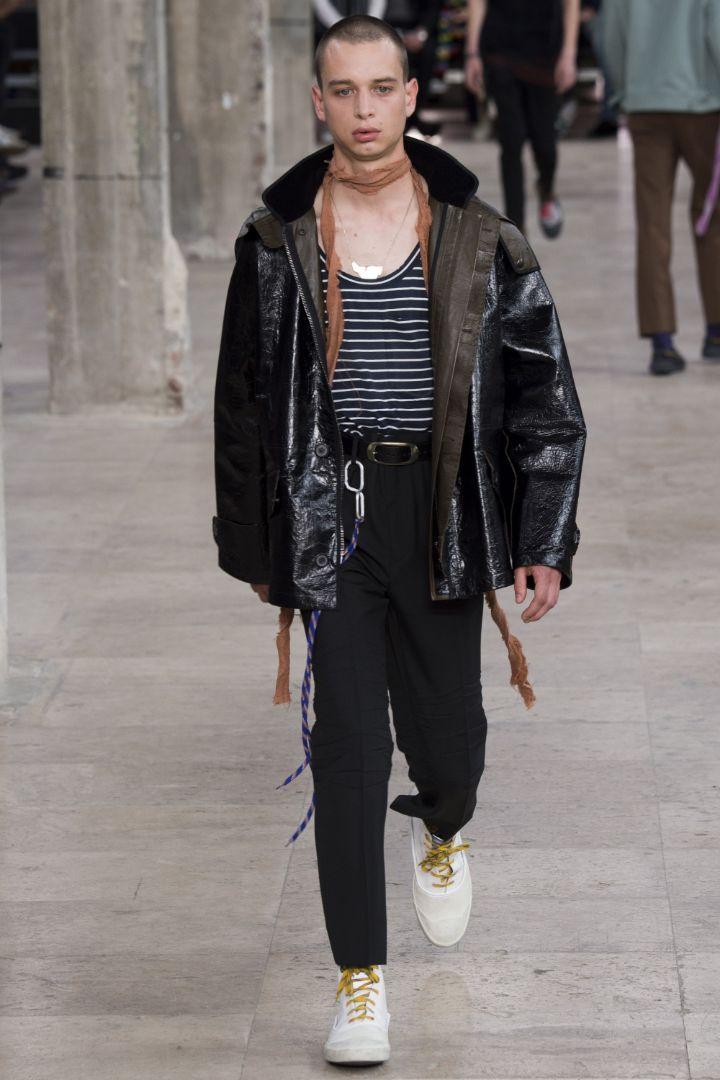 Lanvin Menswear SS 2017 Paris (27)