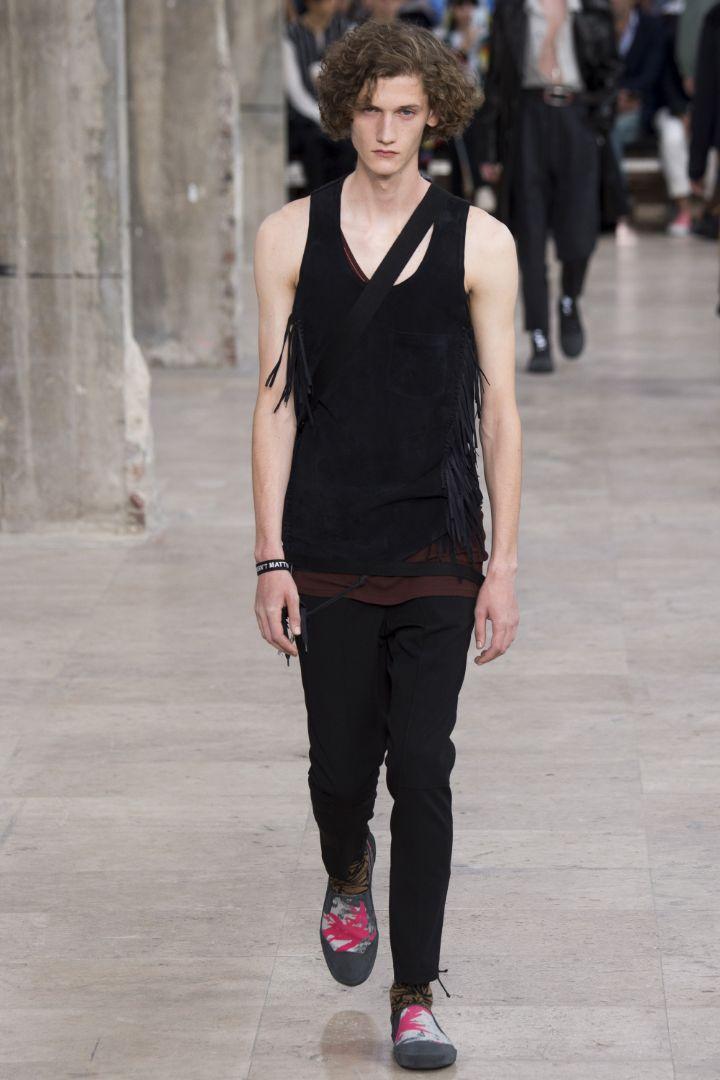 Lanvin Menswear SS 2017 Paris (28)