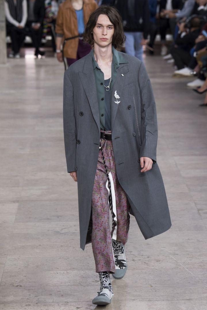Lanvin Menswear SS 2017 Paris (37)