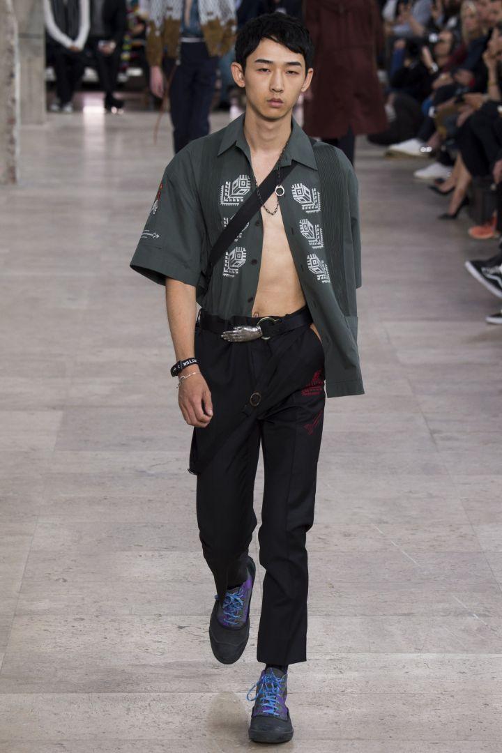 Lanvin Menswear SS 2017 Paris (41)