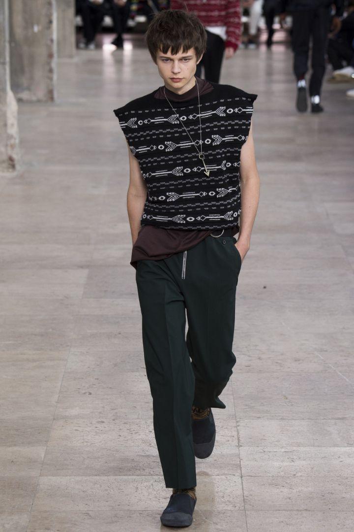 Lanvin Menswear SS 2017 Paris (45)