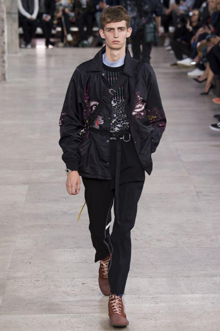 Lanvin Menswear SS 2017 Paris (51)