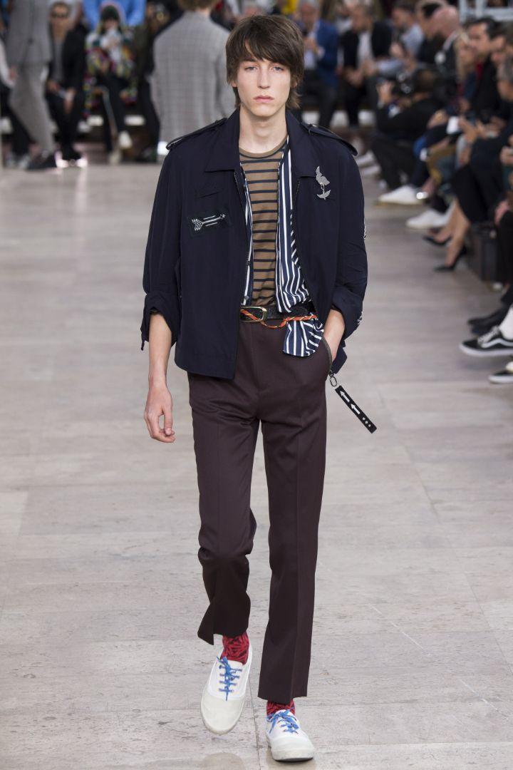 Lanvin Menswear SS 2017 Paris (9)