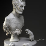 Lincoln Vignette by Linda Cordell