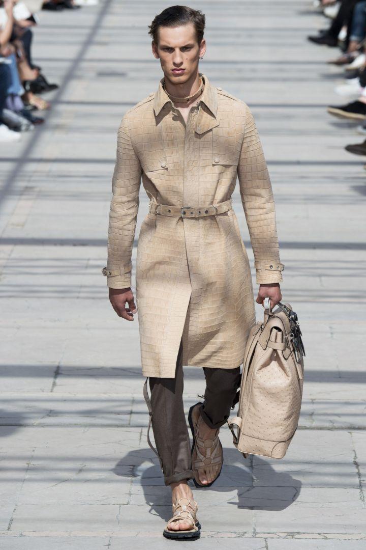 Louis Vuitton Menswear SS 2017 Paris (1)