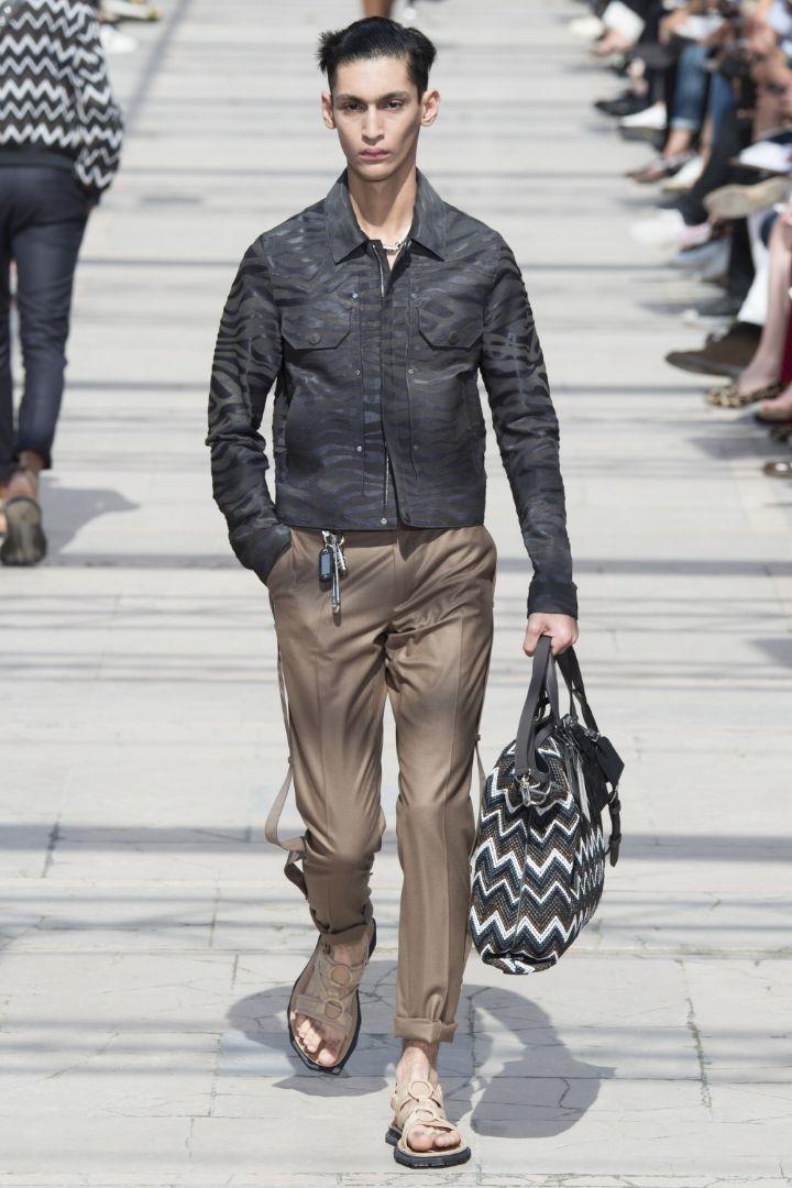 Louis Vuitton Menswear SS 2017 Paris (10)