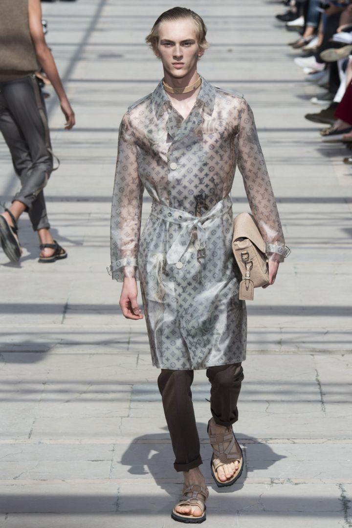Louis Vuitton Menswear SS 2017 Paris (14)