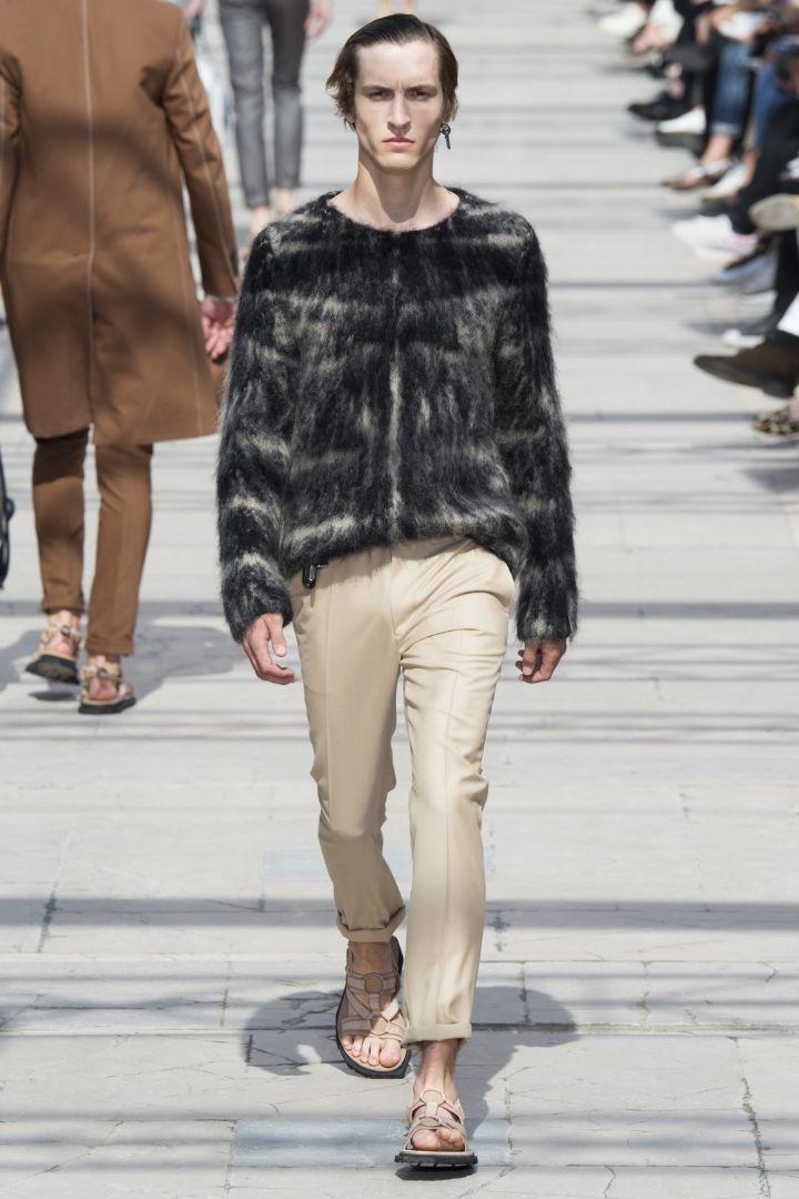 Louis Vuitton Menswear SS 2017 Paris (16)