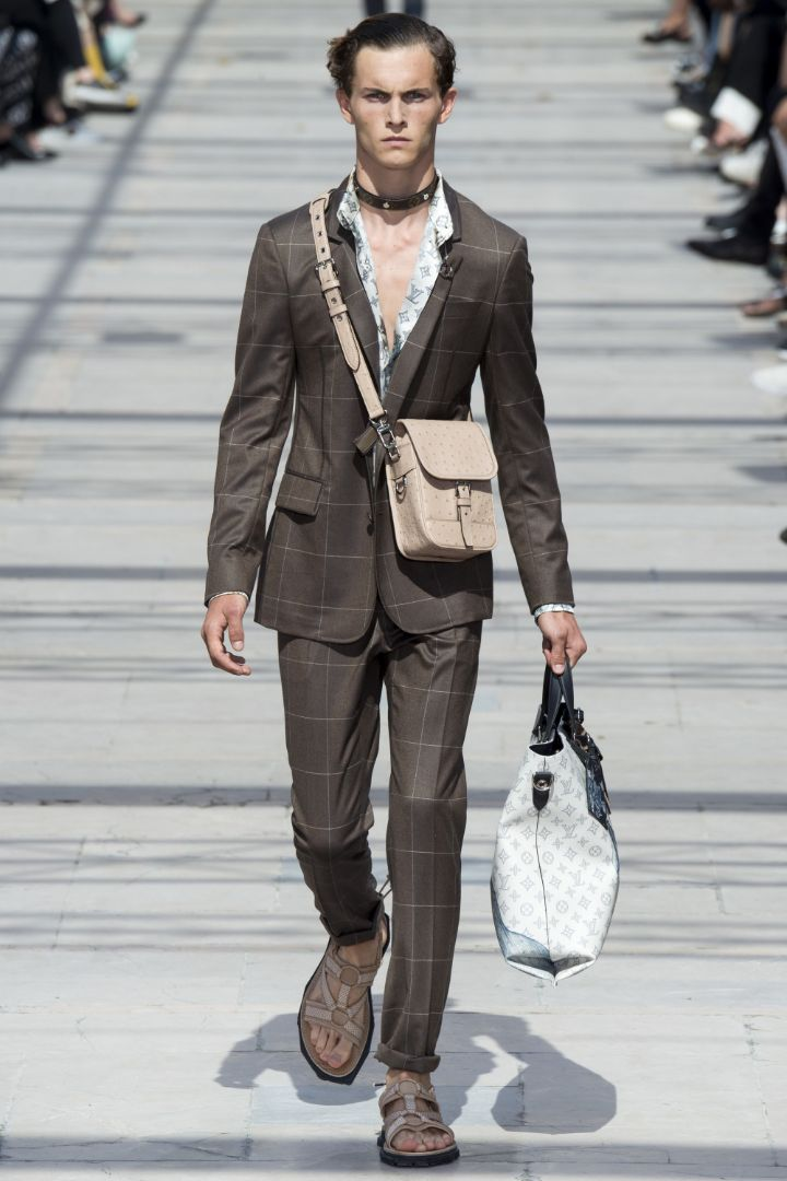 Louis Vuitton Menswear SS 2017 Paris (2)