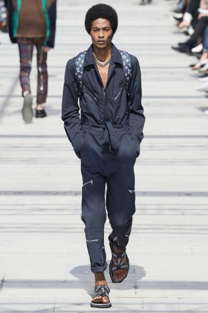 Louis Vuitton Menswear SS 2017 Paris (26)