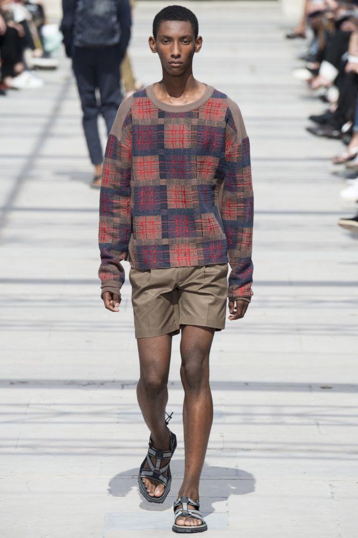 Louis Vuitton Menswear SS 2017 Paris (29)