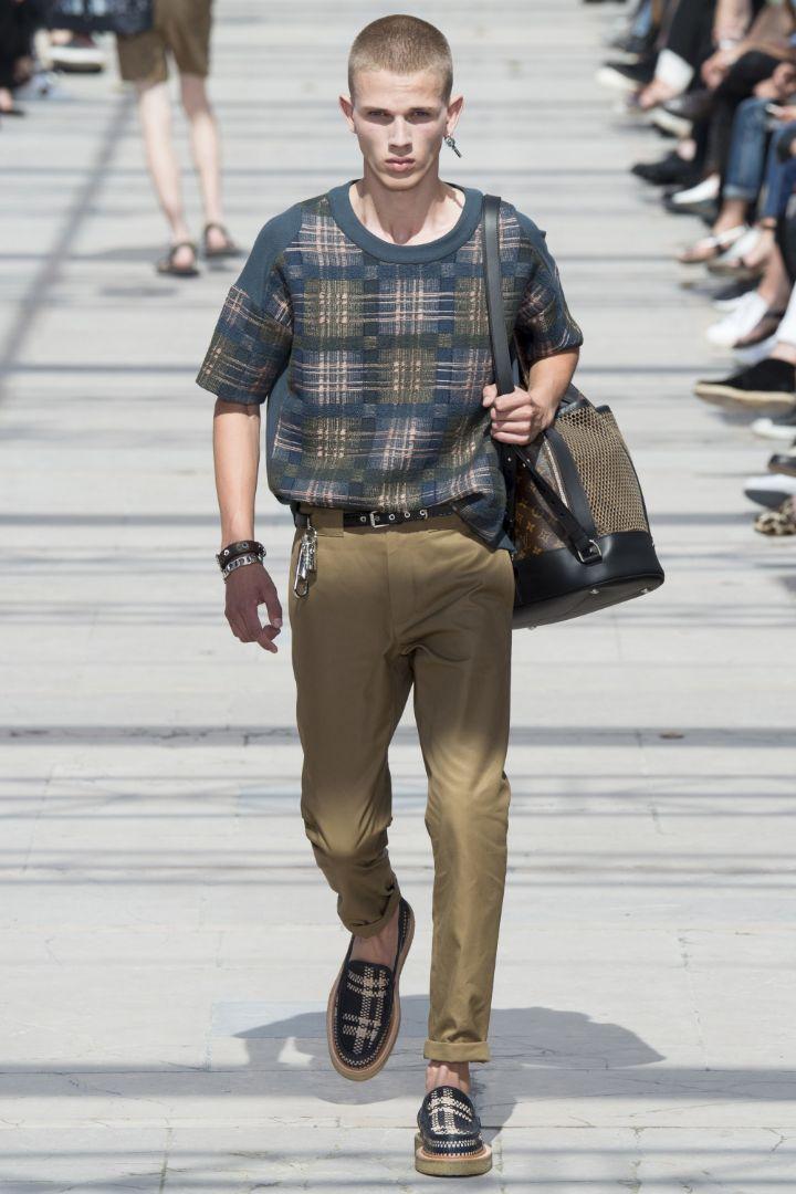 Louis Vuitton Menswear SS 2017 Paris (31)