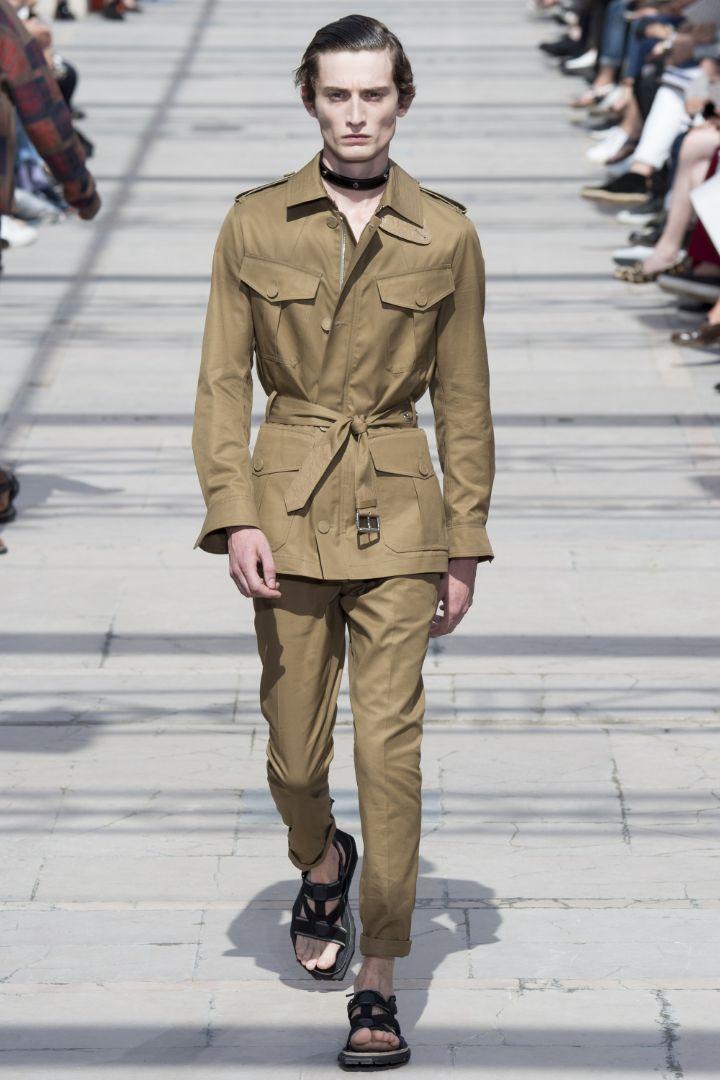 Louis Vuitton Menswear SS 2017 Paris (32)