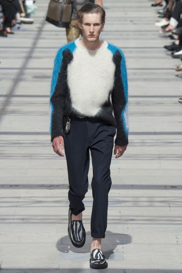 Louis Vuitton Menswear SS 2017 Paris (35)