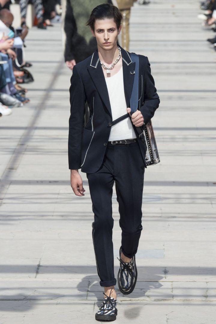 Louis Vuitton Menswear SS 2017 Paris (36)