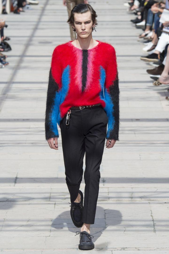 Louis Vuitton Menswear SS 2017 Paris (37)