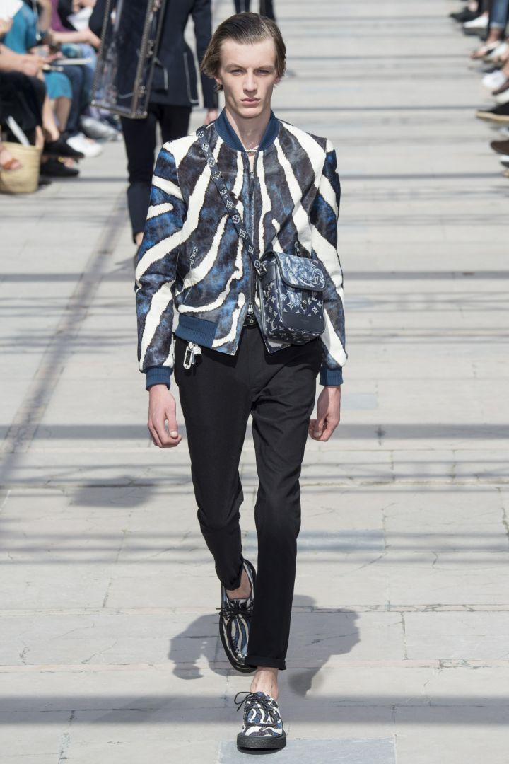 Louis Vuitton Menswear SS 2017 Paris (38)