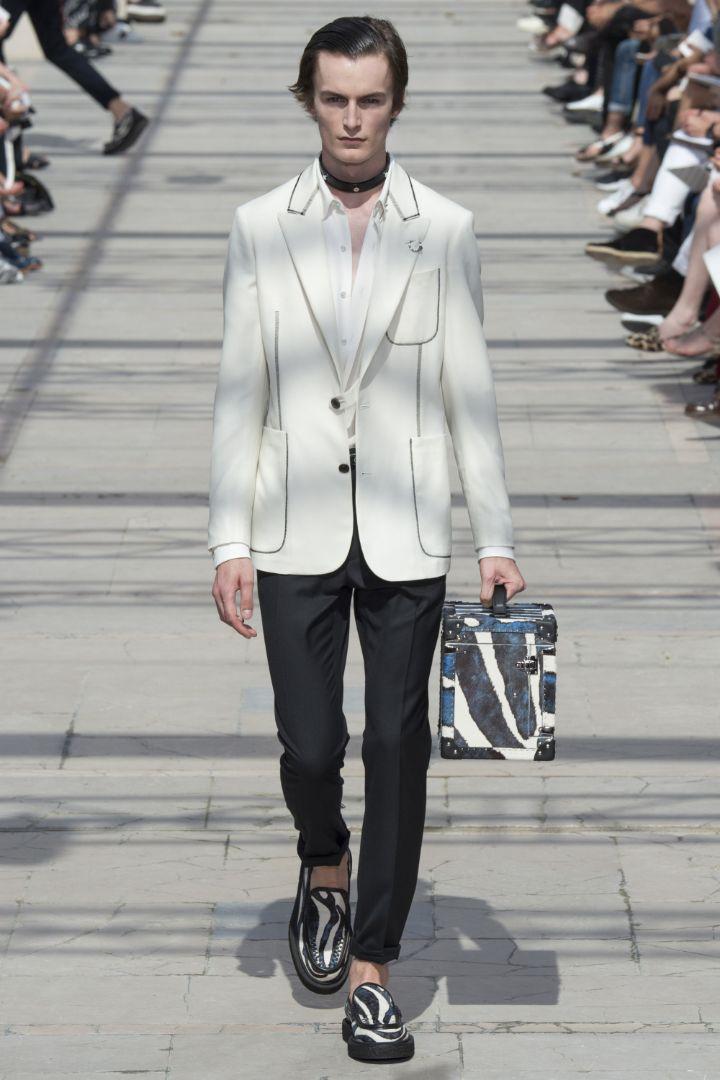 Louis Vuitton Menswear SS 2017 Paris (39)