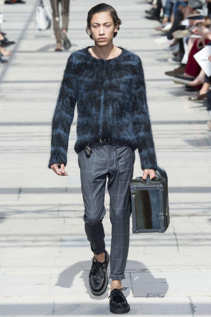 Louis Vuitton Menswear SS 2017 Paris (5)