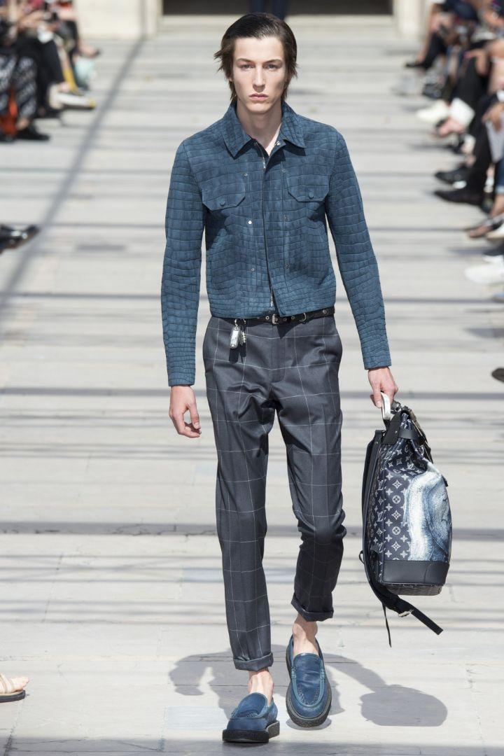 Louis Vuitton Menswear SS 2017 Paris (6)