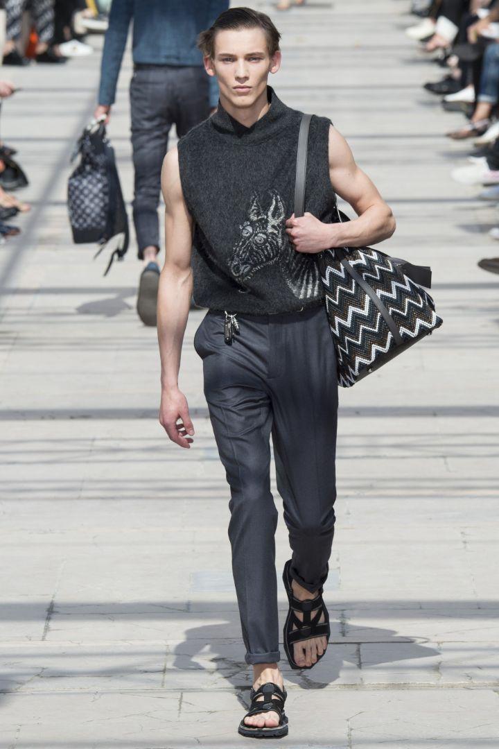 Louis Vuitton Menswear SS 2017 Paris (9)