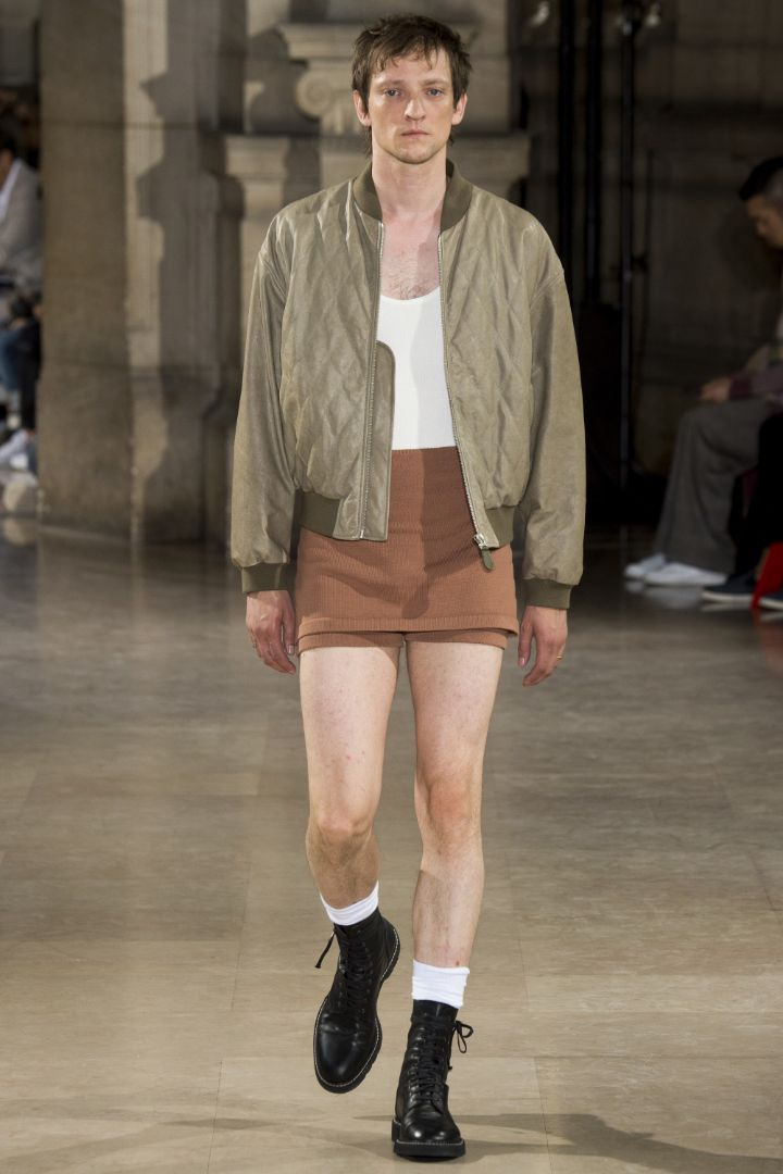 Maison Margiela Menswear SS 2017 Paris (13)
