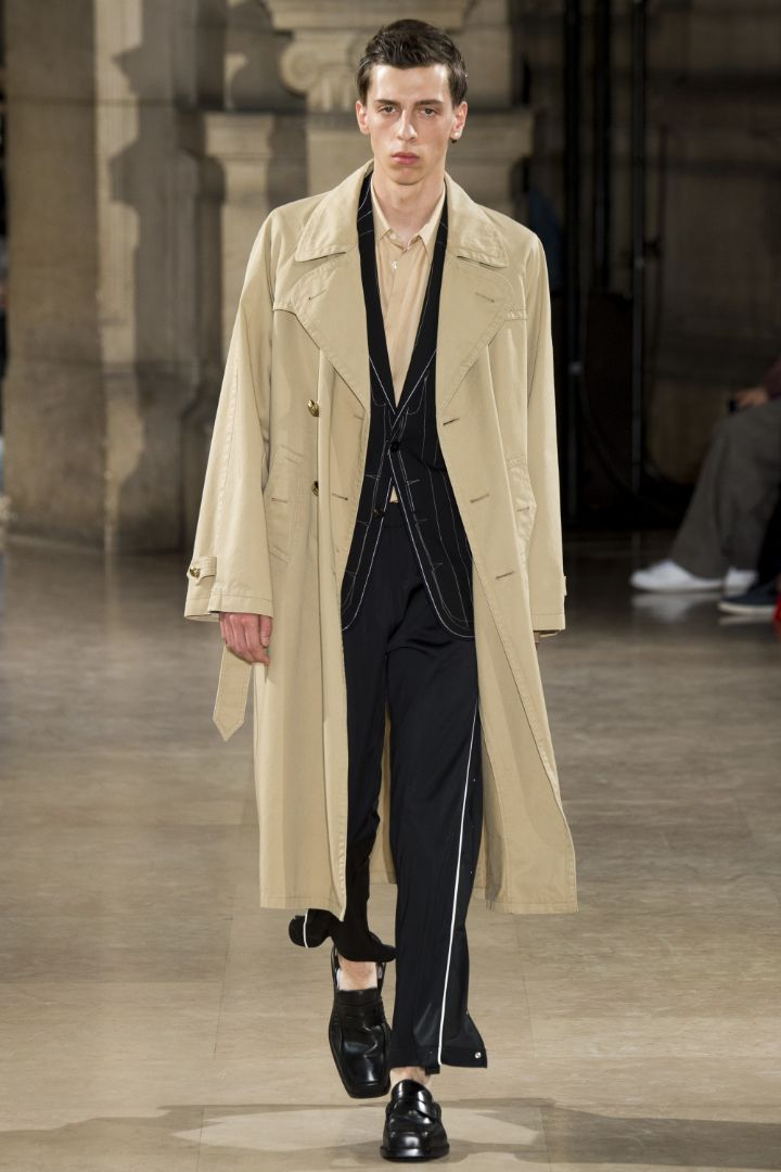 Maison Margiela Menswear SS 2017 Paris (25)