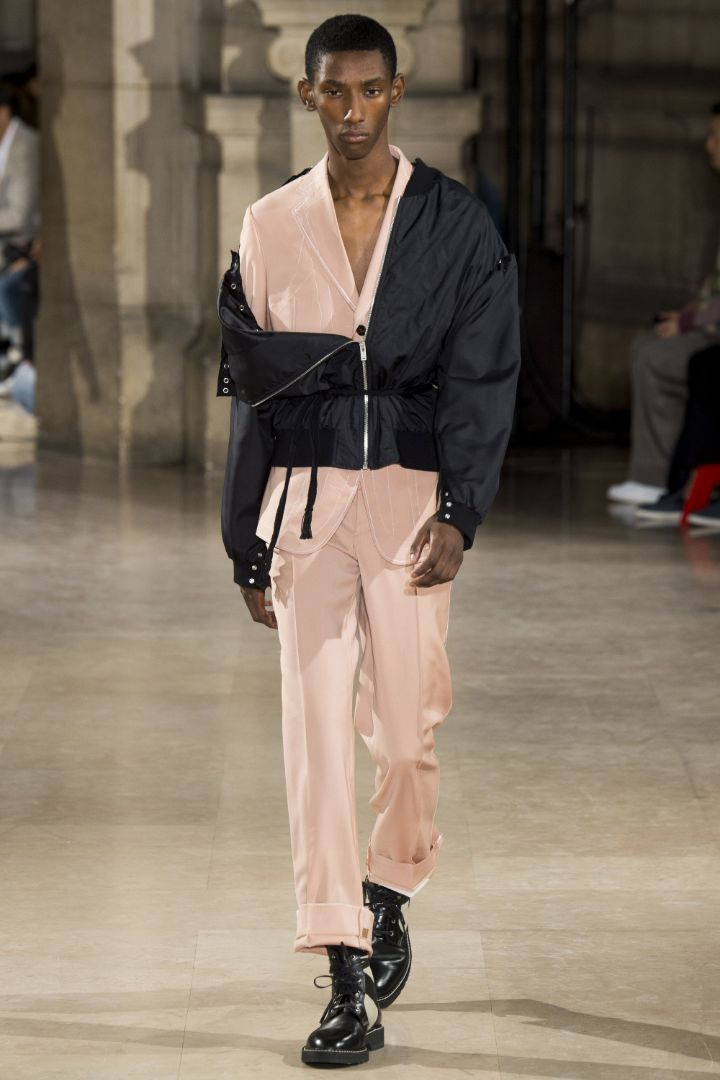 Maison Margiela Menswear SS 2017 Paris (29)