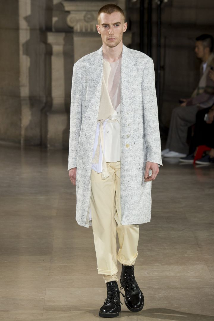 Maison Margiela Menswear SS 2017 Paris (8)