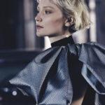 Mia Wasikowska by Nicole Bentley
