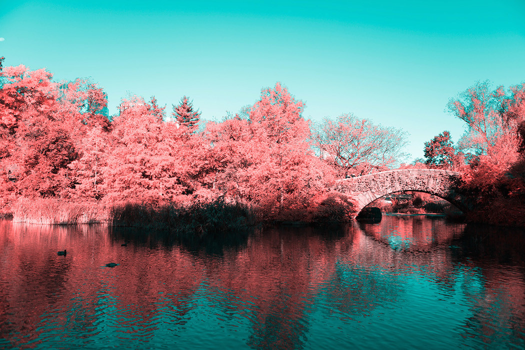 New York in Infrared Photography Series (2)
