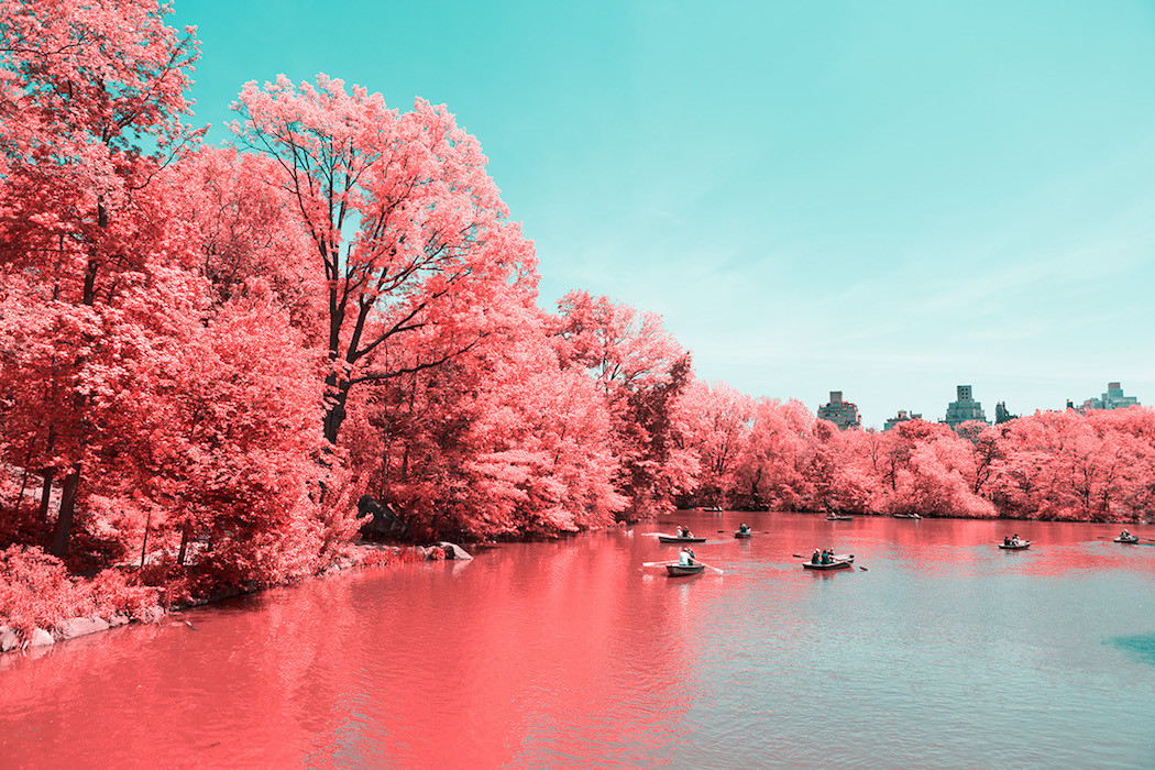New York in Infrared Photography Series (5)