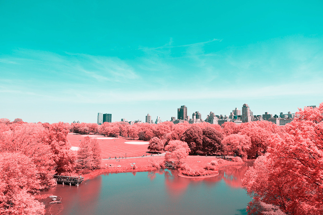 New York in Infrared Photography Series (6)