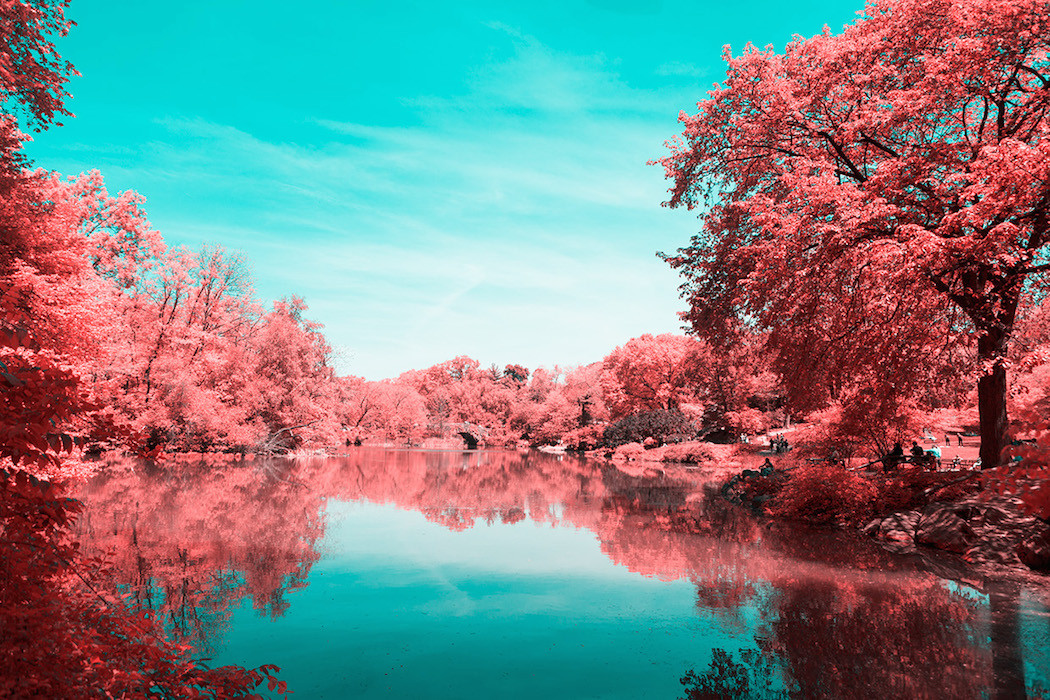 New York in Infrared Photography Series (9)