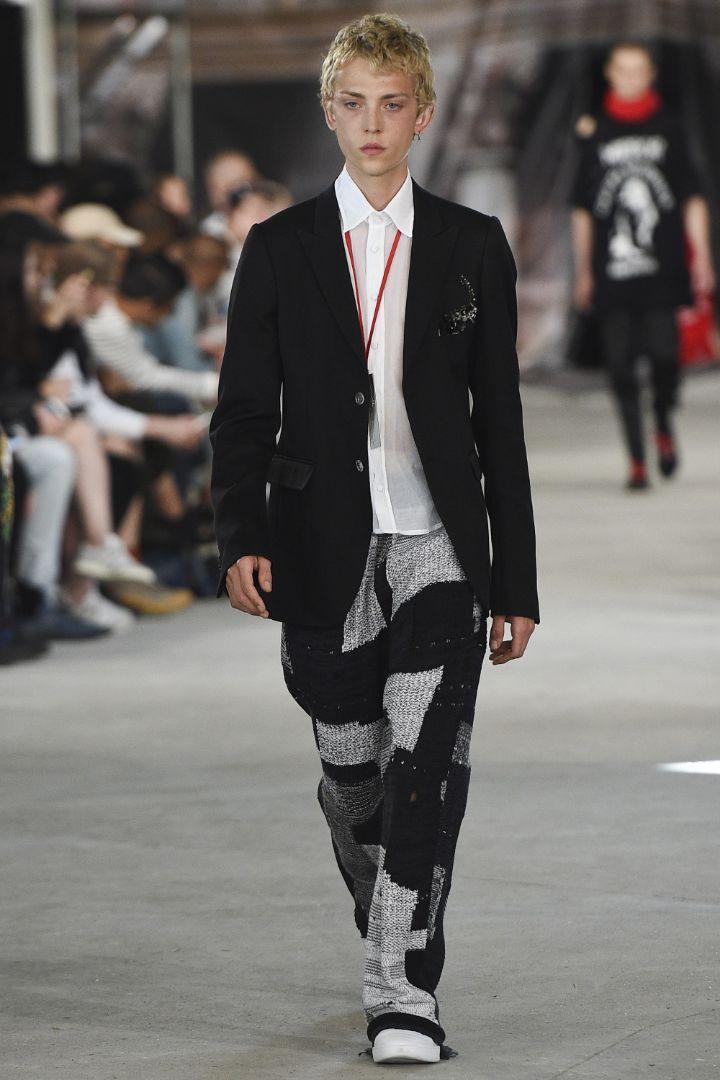 Off-White Menswear SS 2017 Paris (11)