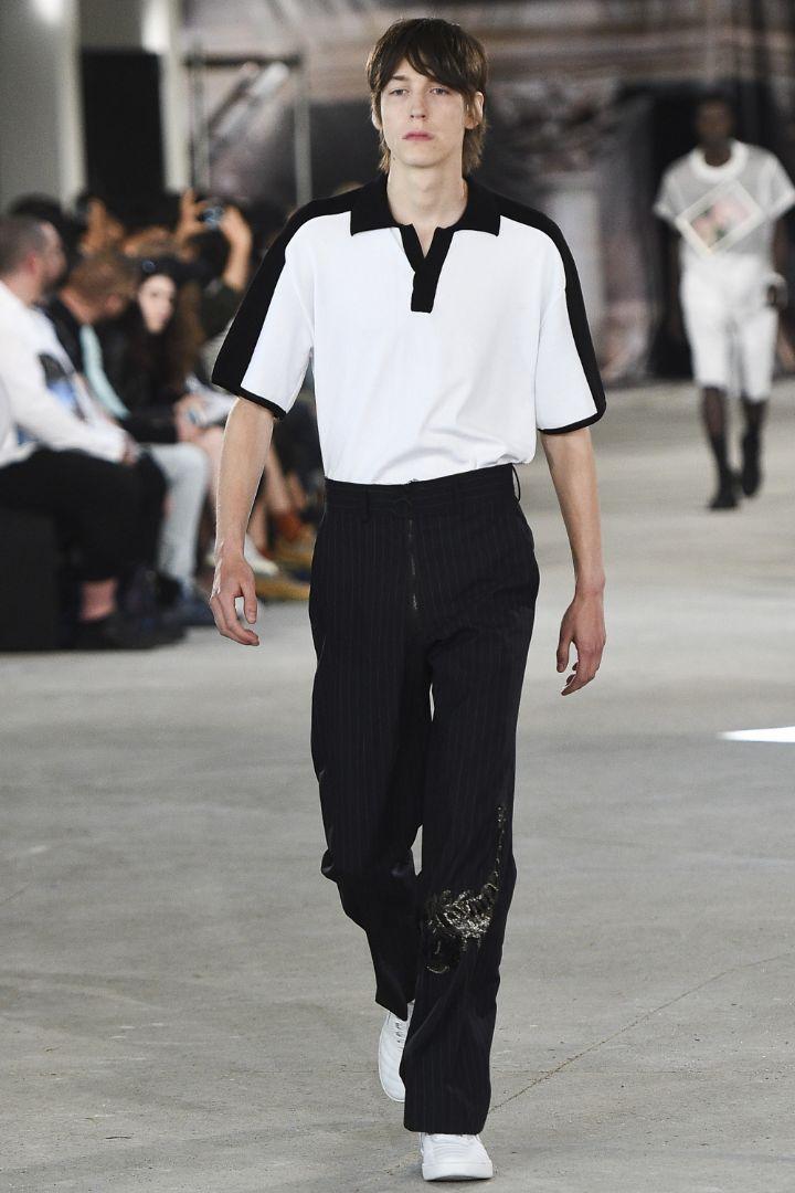 Off-White Menswear SS 2017 Paris (4)