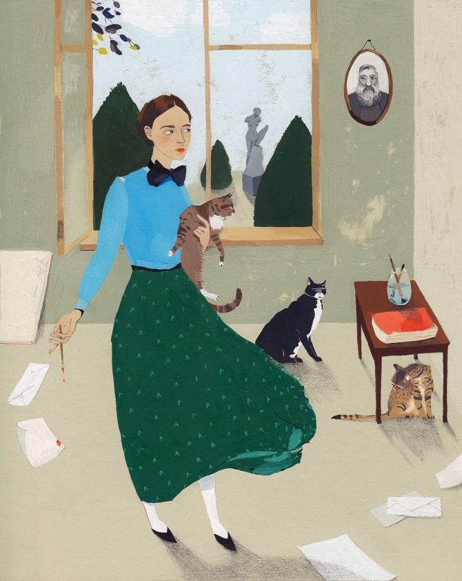Paintings by Katrin Coetzer  (1)