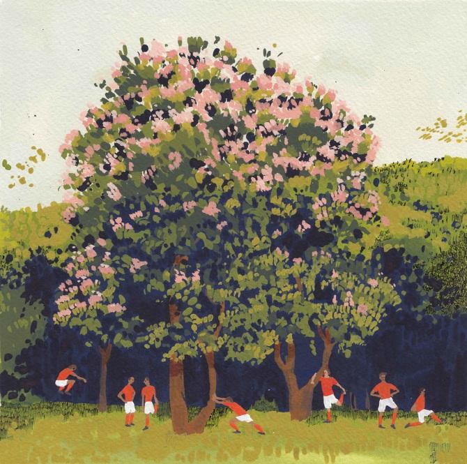 Paintings by Katrin Coetzer  (5)