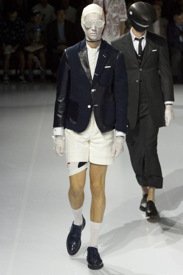 Thom Browne Menswear SS 2017 Paris (10)