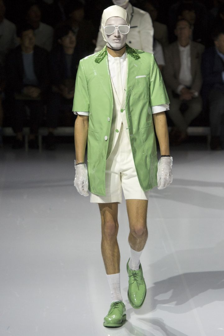 Thom Browne Menswear SS 2017 Paris (12)
