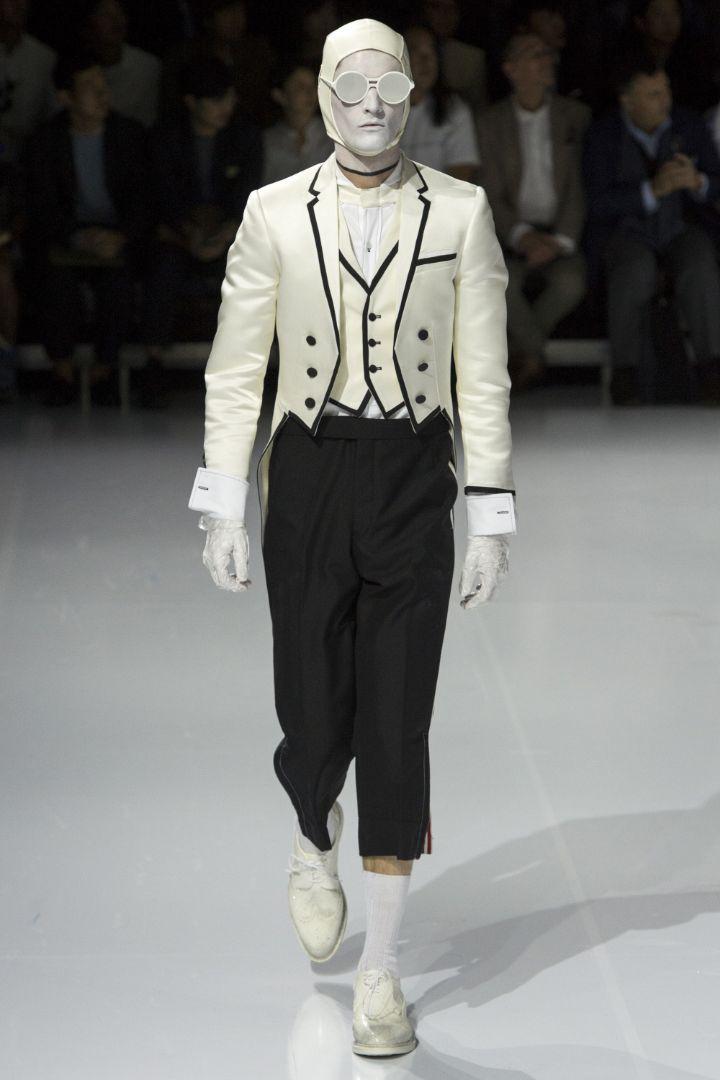Thom Browne Menswear SS 2017 Paris (13)