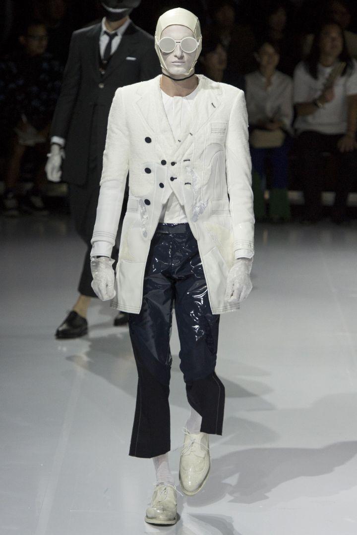 Thom Browne Menswear SS 2017 Paris (17)