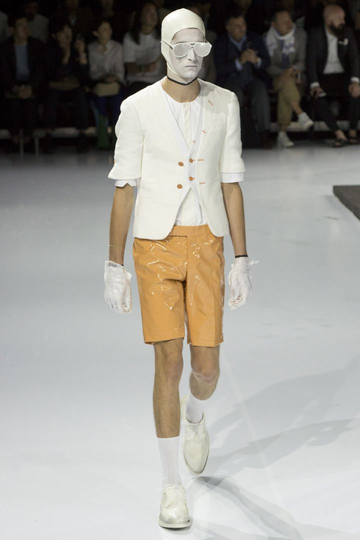 Thom Browne Menswear SS 2017 Paris (18)