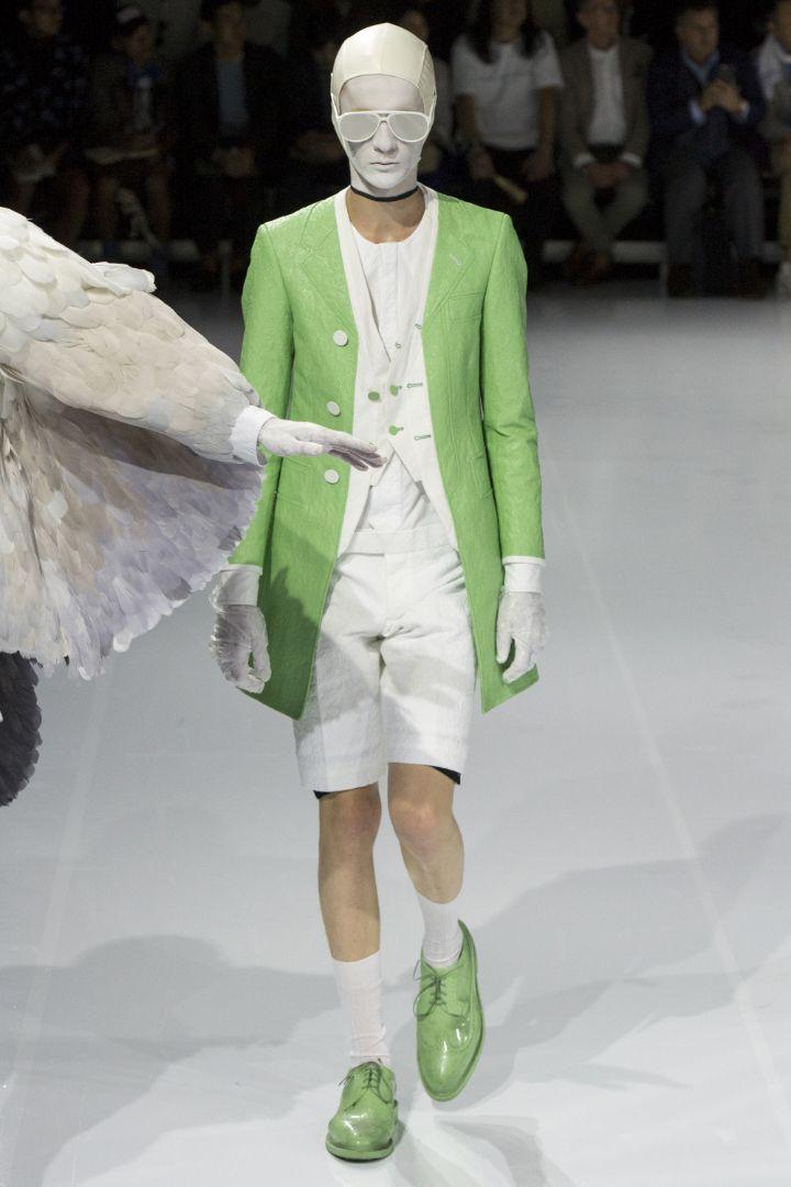 Thom Browne Menswear SS 2017 Paris (20)